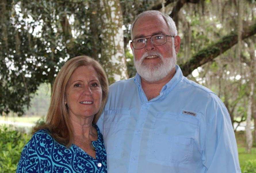 Brightman and Nan Logan